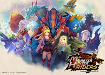 Monster Hunter Riders
