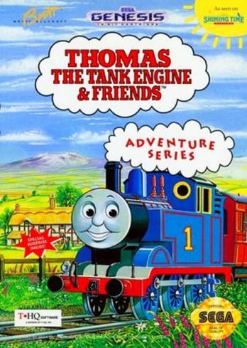 Thomas the Tank Engine & Friends: Adventure Series