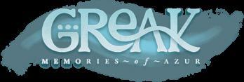 Greak: Memories of Azur game