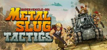 Metal Slug Tactics game