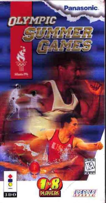 Olympic Games: Atlanta 1996