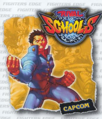 Rival Schools: United by Fate