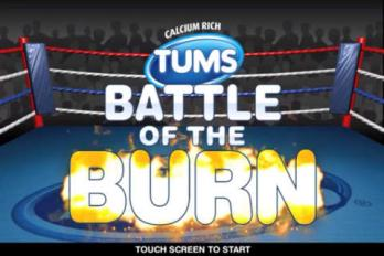Tums: Battle of the Burn