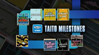 Taito Milestones