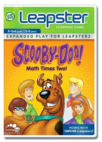 Scooby-Doo: Math Times Two