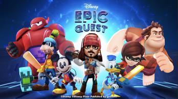 Disney Epic Quest