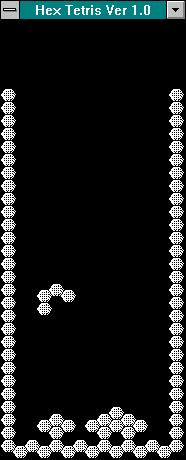 Hex Tetris