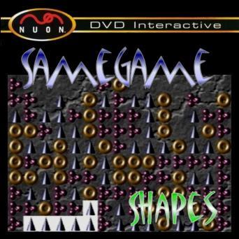 SameGame - Shapes
