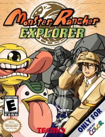 Monster Rancher Explorer
