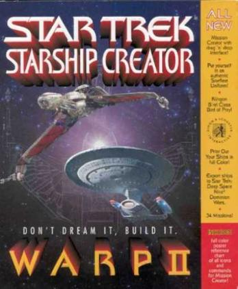 Star Trek: Starship Creator Warp II