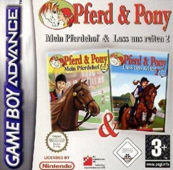 Pferd & Pony: Mein Pferdehof & Lass uns Reiten 2