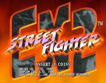 Street Fighter EX2