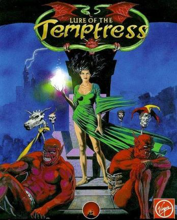 Lure of the Temptress