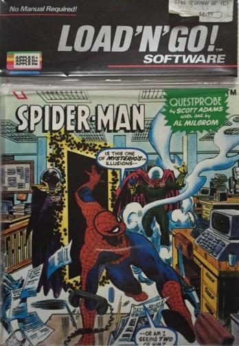Questprobe Featuring Spider-Man