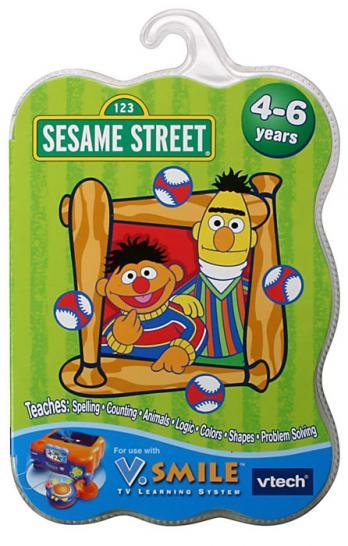 Sesame Street: Bert & Ernie's Imagination Adventure