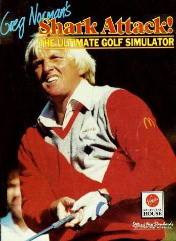 Greg Norman's Shark Attack! The Ultimate Golf Simulator