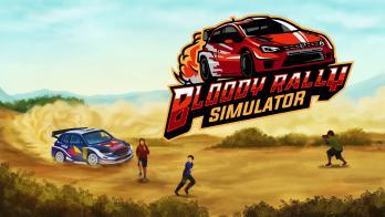 Bloody Rally Simulator