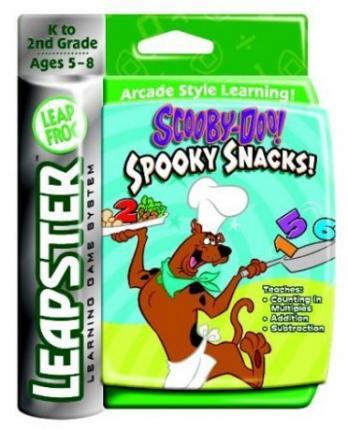 Scooby-Doo: Spooky Snacks