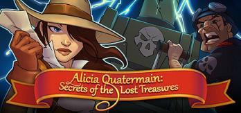 Alicia Quatermain: Secrets of the Lost Treasures