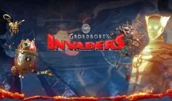 Dr. Grordbort's Invaders