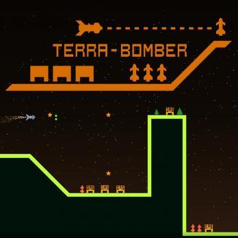 Terra-Bomber game
