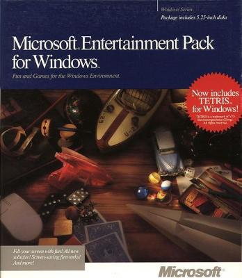 Microsoft Entertainment Pack for Windows
