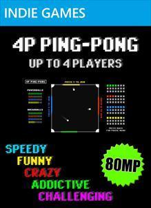 4P Ping-Pong