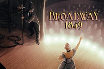 Broadway: 1849