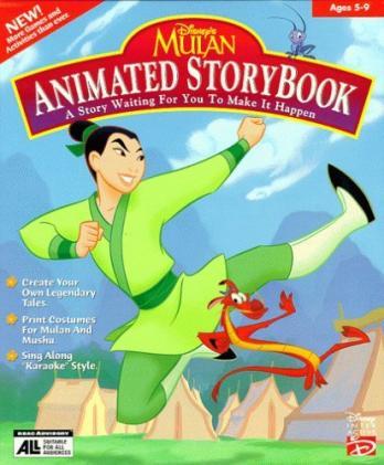Disney's Animated Storybook: Mulan