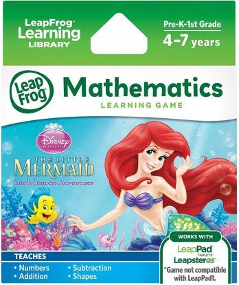 The Little Mermaid: Ariel's Princess Adventures
