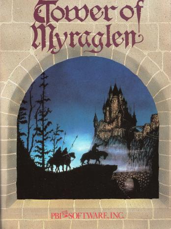 Tower of Myraglen
