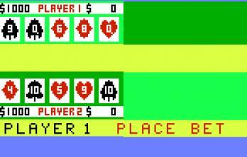 Blackjack/Poker/Acey-Deucey
