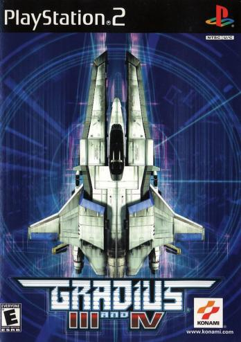 Gradius III and IV