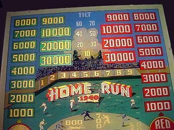 Home Run 1940
