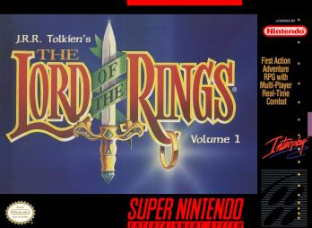 J.R.R Tolkien's Lord of the Rings: Volume One