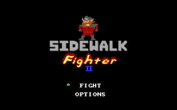 Sidewalk Fighter II