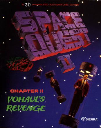 Space Quest II: Chapter II - Vohaul's Revenge