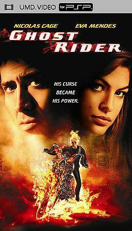 UMD Video Movie: Ghost Rider