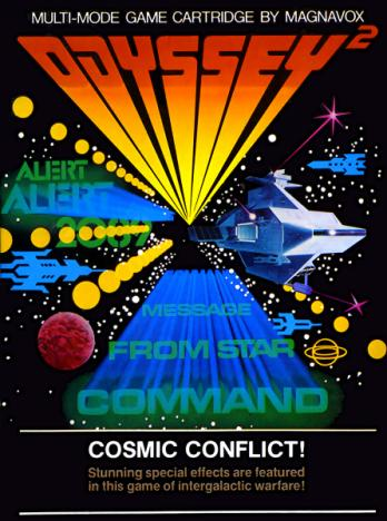 Cosmic Conflict!