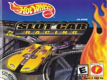 Hot Wheels Slot Car Racing
