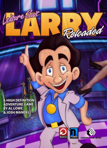 Leisure Suit Larry in the Land of Lounge Lizards RELOADED