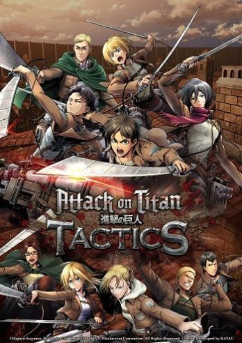 Attack on Titan: Tactics