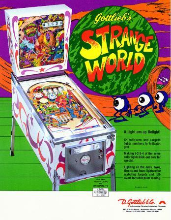 Gottlieb's Strange World
