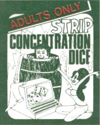 Strip Dice / Strip Concentration