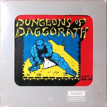 Dungeons of Daggorath