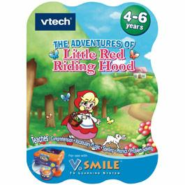 The Adventures of Little Red Riding Hood
