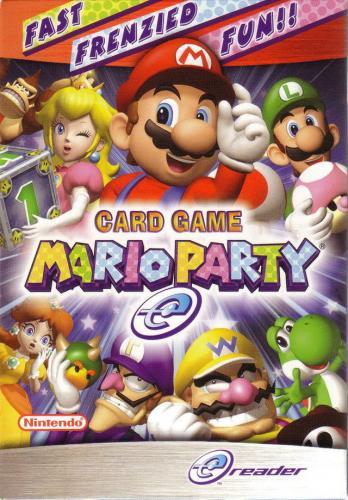 Mario Party-e game