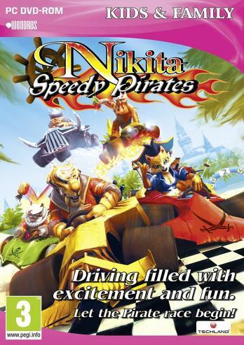 Nikita: Speedy Pirates