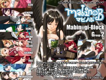 MabinoB G2
