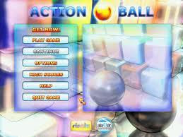Action Ball game